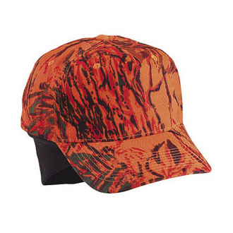 Cobra TEP-C - 5 Panel Low Crown Camo with Foldable Ear ...