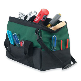 Cobra TOOLBAG - Small 600D Heavy Grade Toolbag