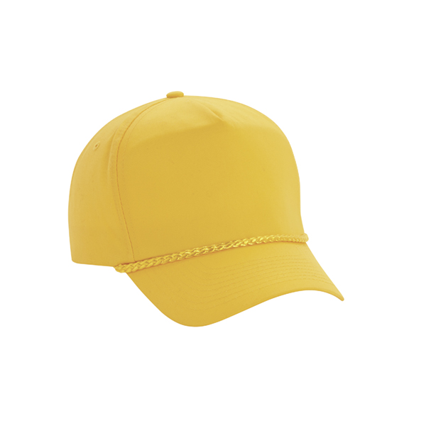 Cobra TSG - 5 Pnl Twill Snap Back Golf Cap