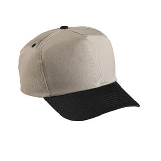 Cobra TSG-H - 5 Pnl Khaki Crown/Color Visor