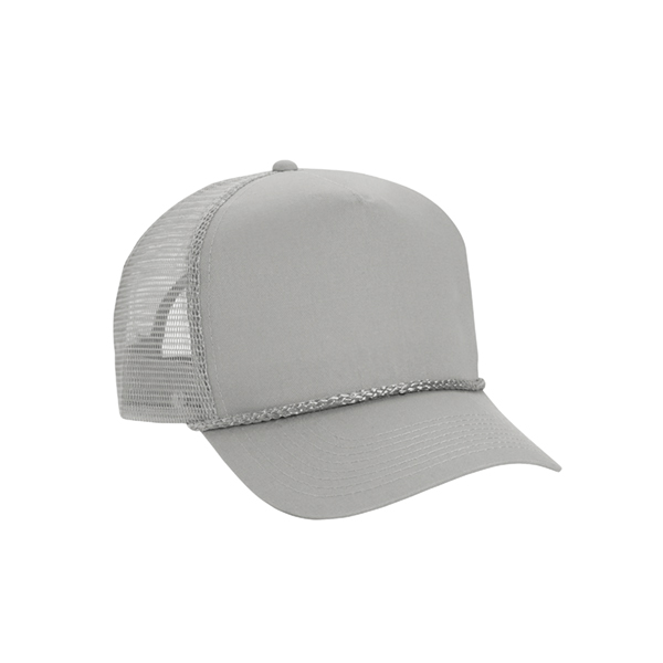 Cobra TSM - Cotton Twill Front Mesh Back Cap