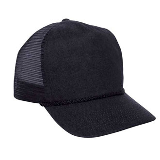 Cobra TSM-D - 5 Panel Denim Mesh Back Cap