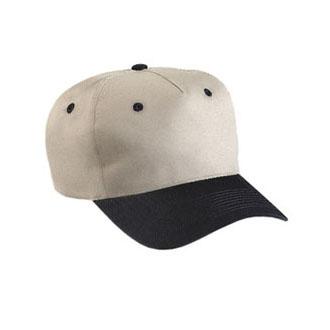 Cobra TSP-2 - Twill Pro-Look 2-Tone Snap Cap