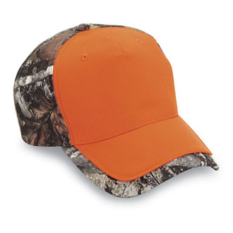 Cobra TT-5C - 5 Panel 100% Polyester True Timber Camouflage