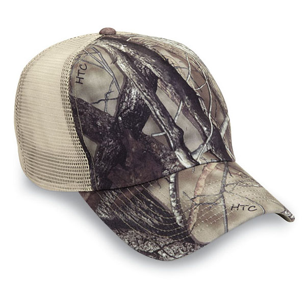 Cobra TT-5M - 5 Panel 100% Polyester True Timber Camouflage Mesh