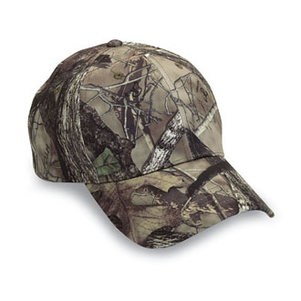 Cobra TT-SC - 6 Panel 100% Polyester True Timber Camouflage