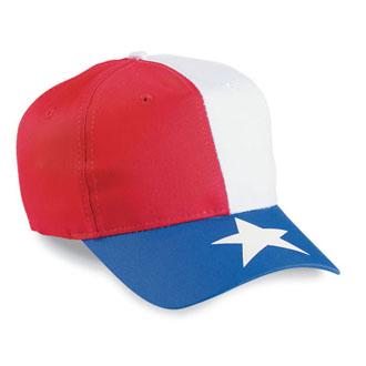 Cobra TX-6 TX 棉质州旗棒球帽鸭舌帽