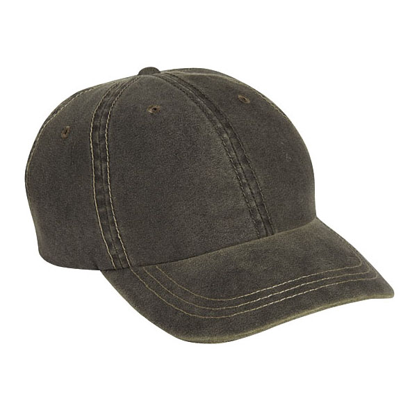 Cobra WC-6 - 6 Panel Weathered Washed Cap