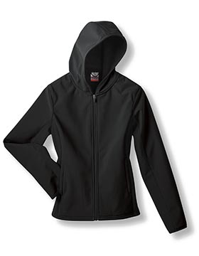Colorado Clothing CC9617 - Women's Hooded Soft Shell Jacket