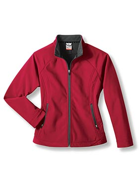 Colorado Clothing CC9636 - Women's Mock Antero Softshell ...