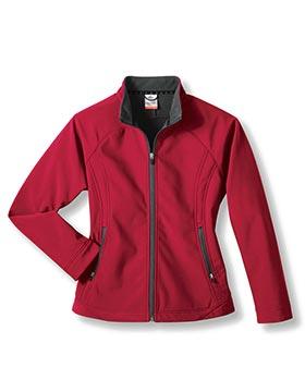 Colorado Clothing CC9636 - Women's Mock Antero Softshell All Weather Jacket
