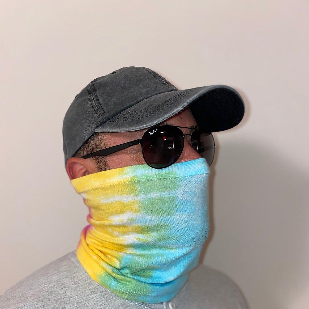 Colortone 9411 - Tie Dye Gaiter