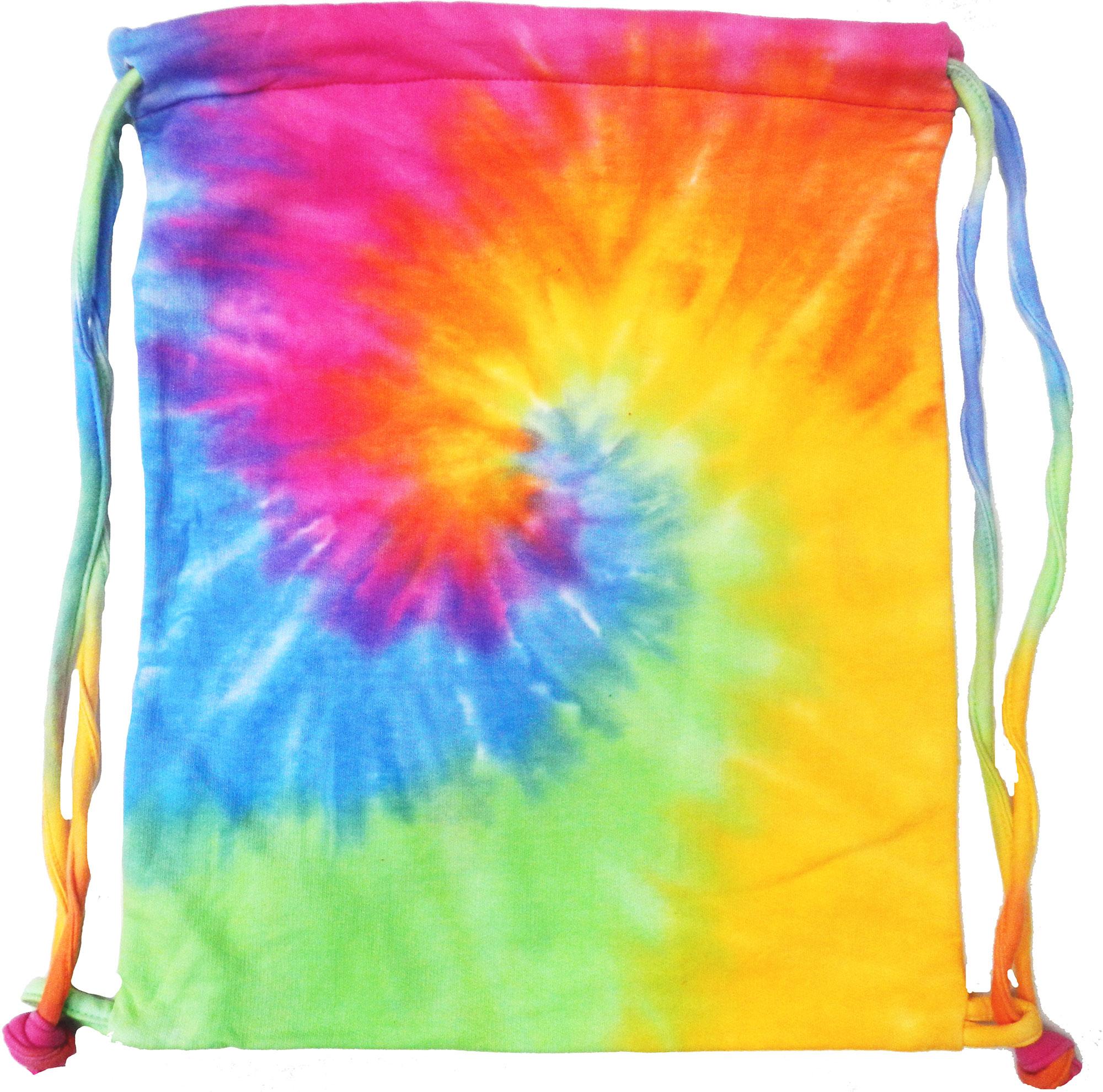Colortone 991 - Tie Dye Sports Bags