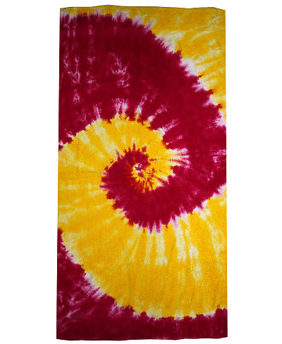Colortone T203R - Reactive Rainbow Beach Towel