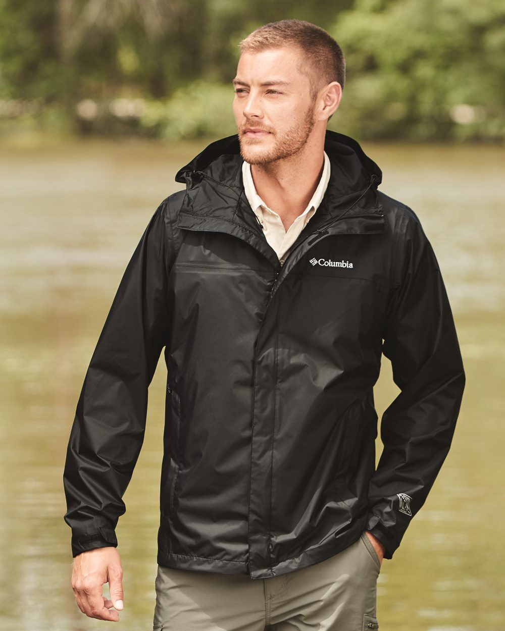 Columbia 153389 - Men's Watertight II Full-Zip Rain ...