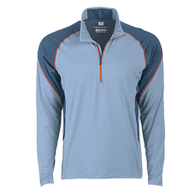Columbia 157691 Men's Freeze Degree Colorblock Half-...