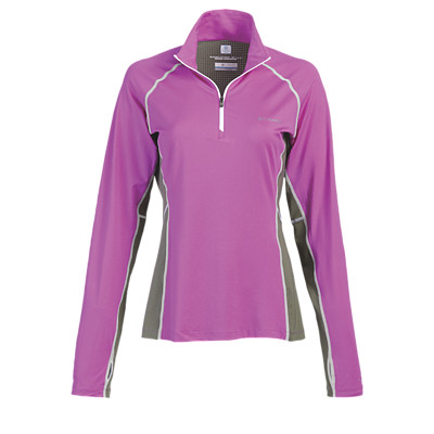 Columbia 157928 - Ladies' Freeze Degree Colorblock Half-...