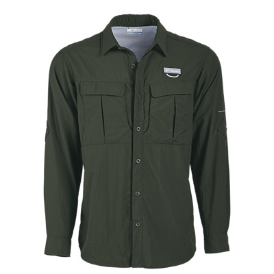Columbia 158613 - Men's Cascades Explorer Long Sleeve Shirt