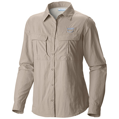 Columbia 158721 - Ladies' Cascades Explorer Long Sleeve ...
