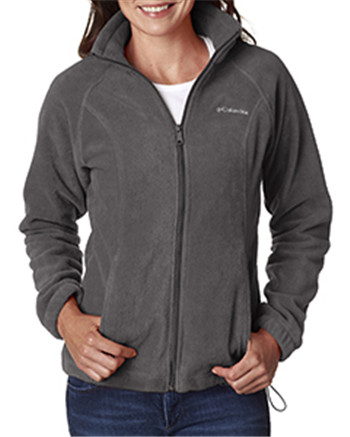 Columbia 6439 - Ladies' Benton Springs™ Full-Zip ...
