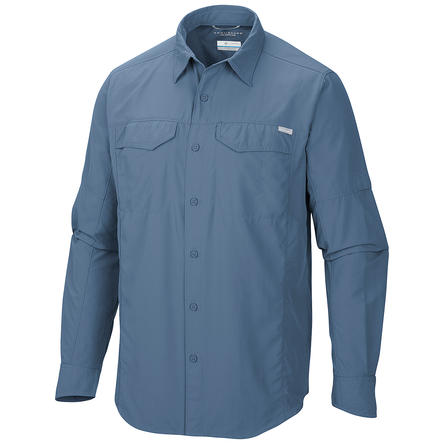 Columbia 1441581 - Men's Silver Ridge™ Long Sleeve Shirt