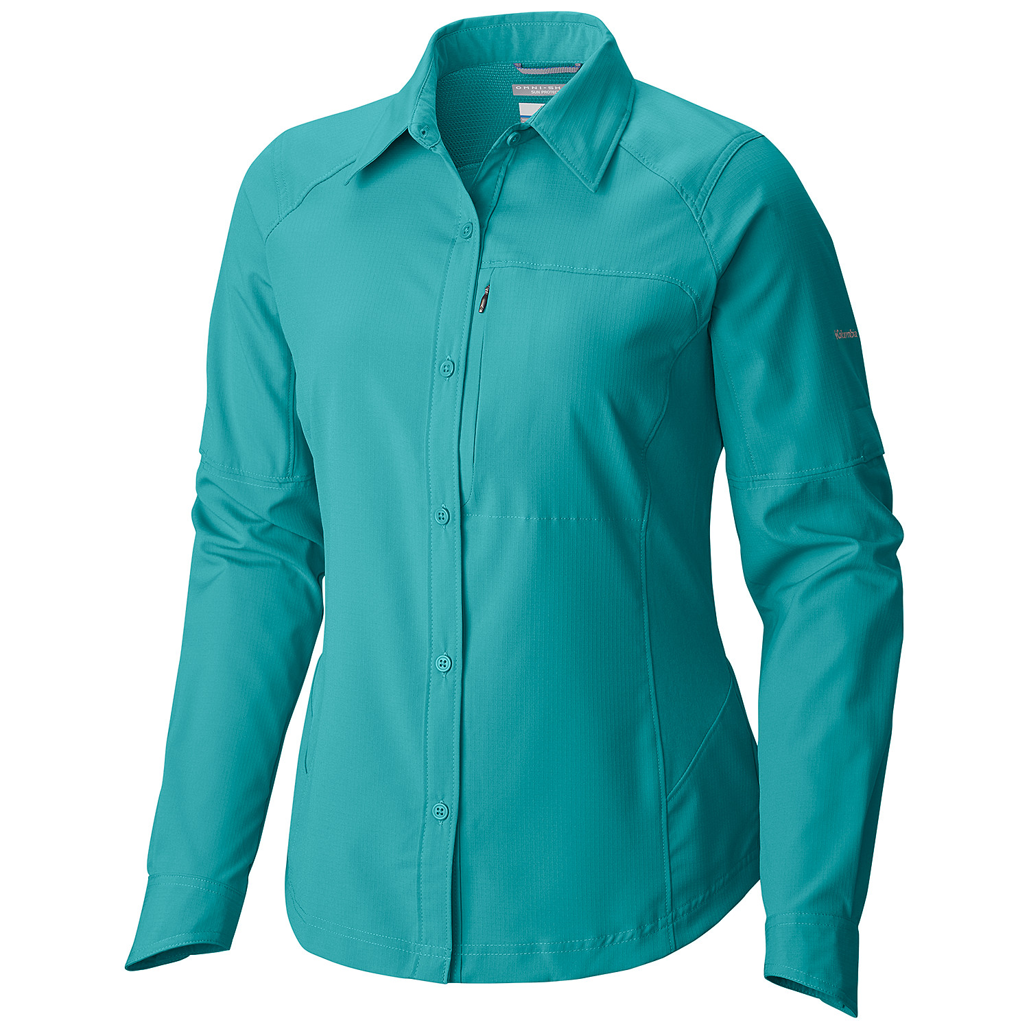 Columbia 144323 - Women's Silver Ridge™ Long Sleeve ...