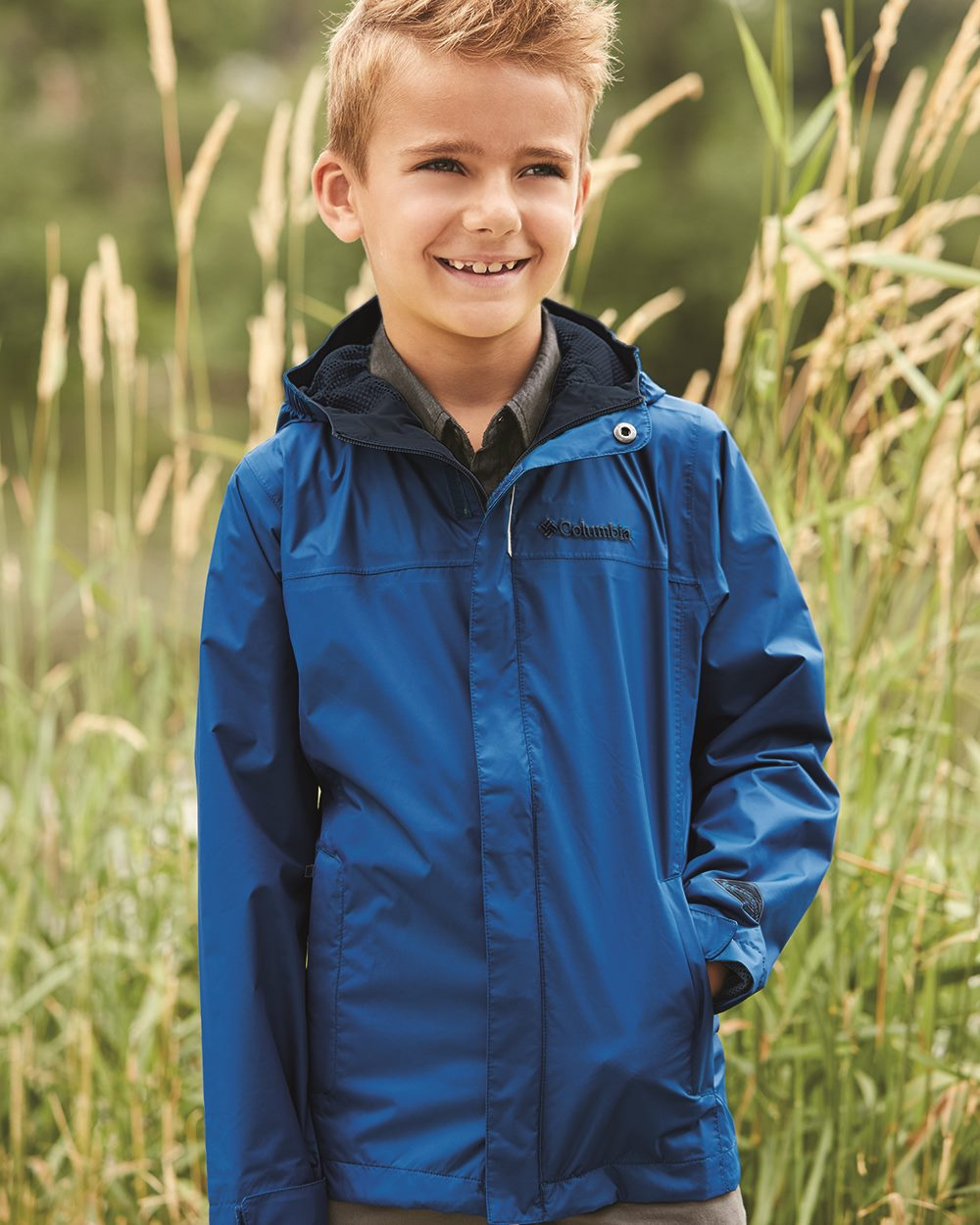 Columbia 158064 - Youth Watertight Jacket