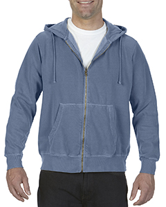 Comfort Colors 1568 - Adult 9.5 oz. Full-Zip Hooded Sweatshirt