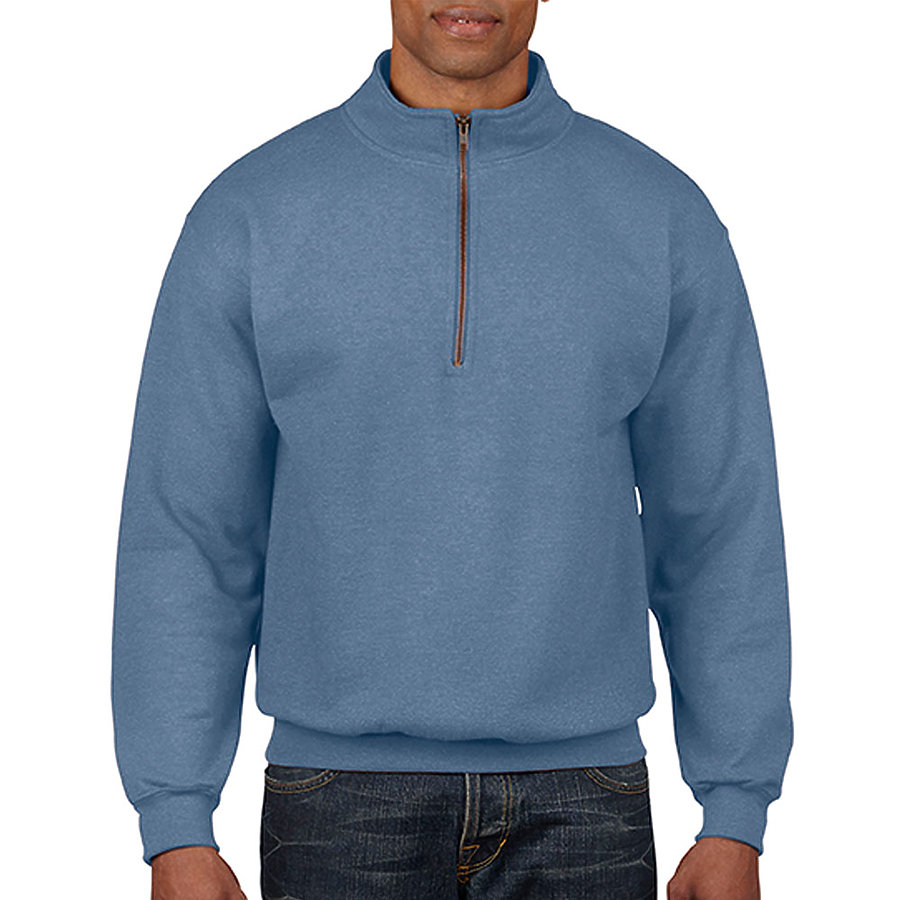 Comfort Colors 1580 - Adult 9.5 oz. Quarter-Zip Sweatshirt