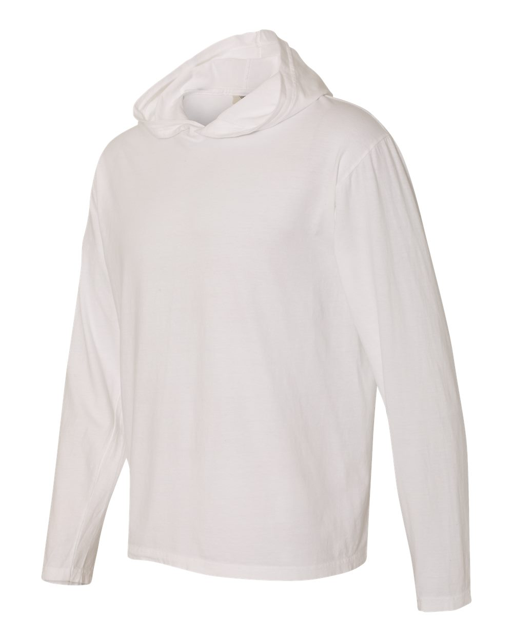 Comfort Colors 4900 - Garment Dyed Hooded Long Sleeve ...