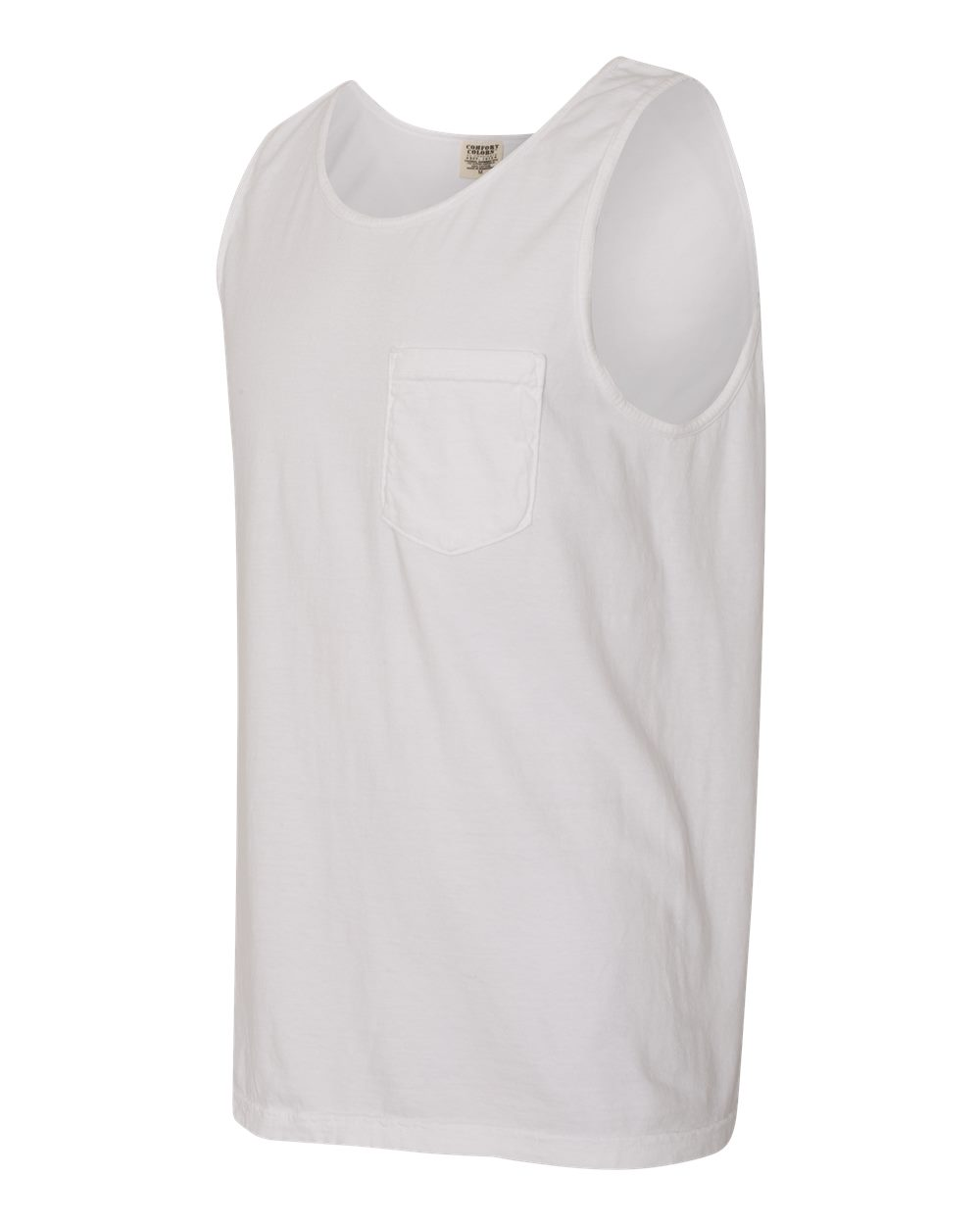 Comfort Colors 9330 - Garment Dyed Tank with a Pocket