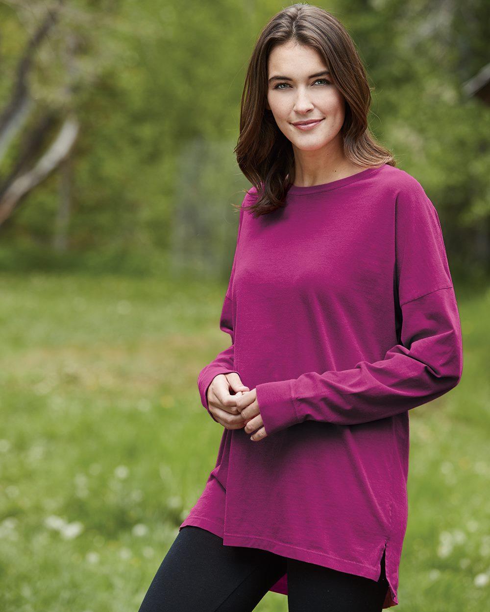 Comfort Colors 6054 - Ringspun Cotton Drop Shoulder ...