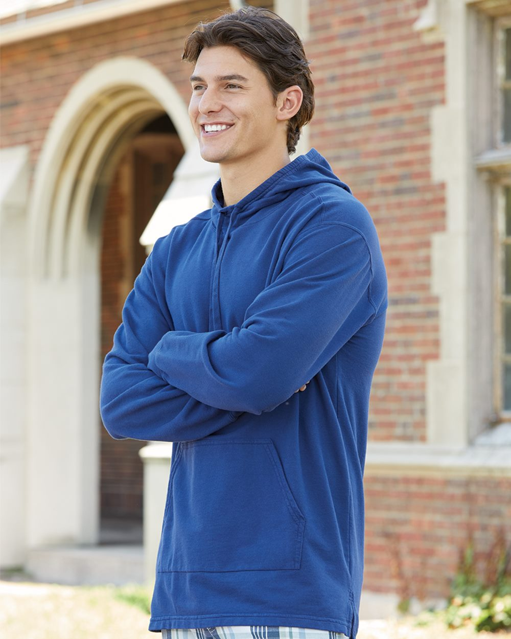Comfort Colors 1535 - French Terry Scuba Hoodie