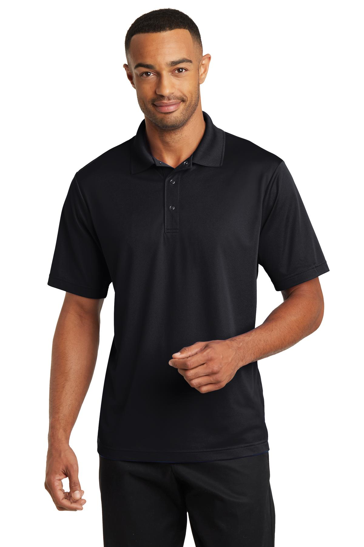 CornerStone® CS421 - Micropique Gripper Polo