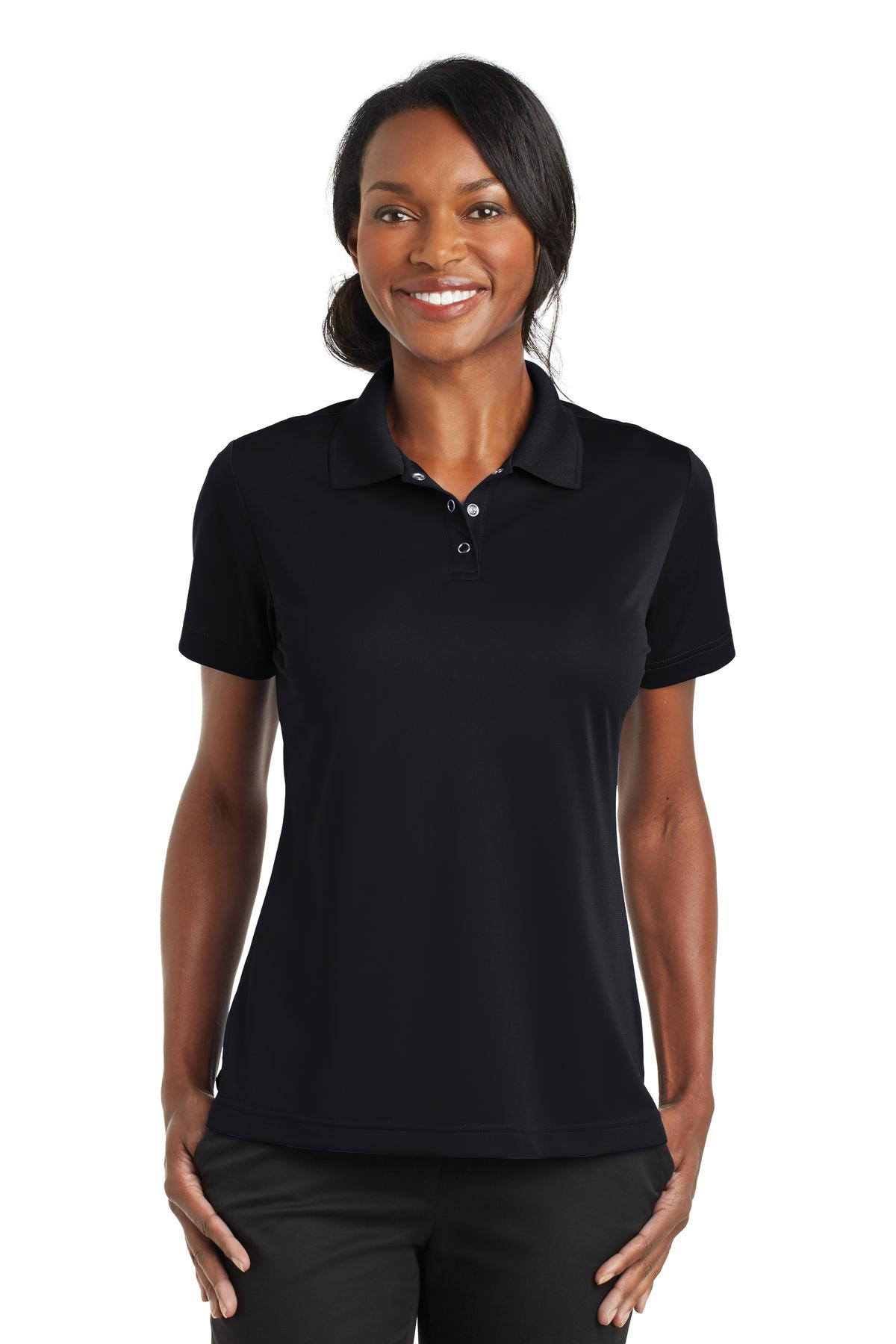 CornerStone® CS422 - Ladies Micropique Gripper Polo