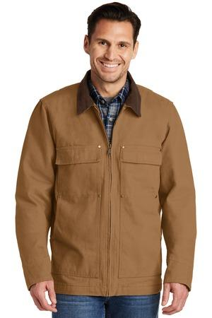 CornerStone CSJ50 - Washed Duck Cloth Chore Coat