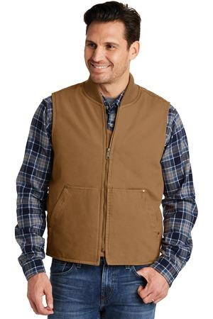 CornerStone CSV40 - Washed Duck Cloth Vest