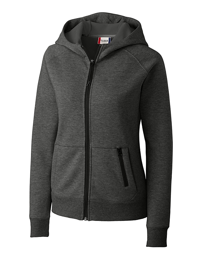 CUTTER & BUCK LQK00039 - Clique Ladies' Lund Fleece ...