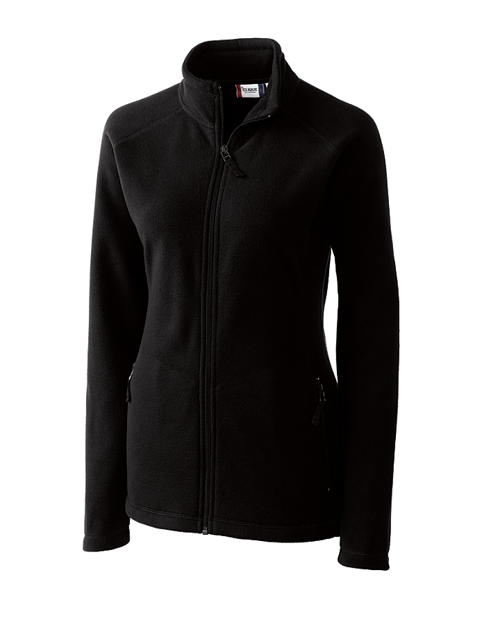CUTTER & BUCK LQO00019 - Clique Ladies' Summit Full Zip Microfleece