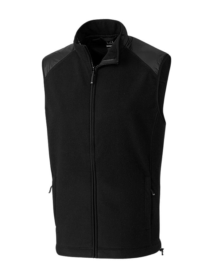 CUTTER & BUCK MCO09842 - Men's Cedar Park Full Zip Vest