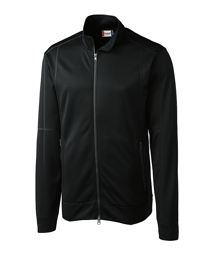 CUTTER & BUCK MQK00036 - Clique Men's Helsa Full Zip