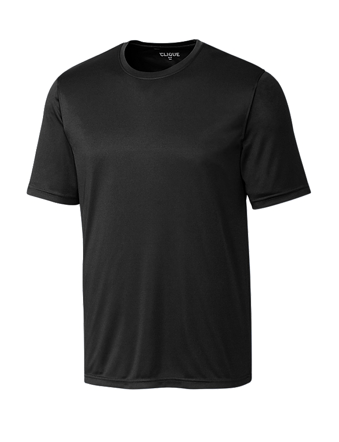 CUTTER & BUCK MQK00076 - Clique Men's Spin Dye Jersey Tee
