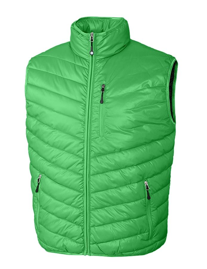 CUTTER & BUCK MQO00034 - Clique Men's Crystal Mountain Vest