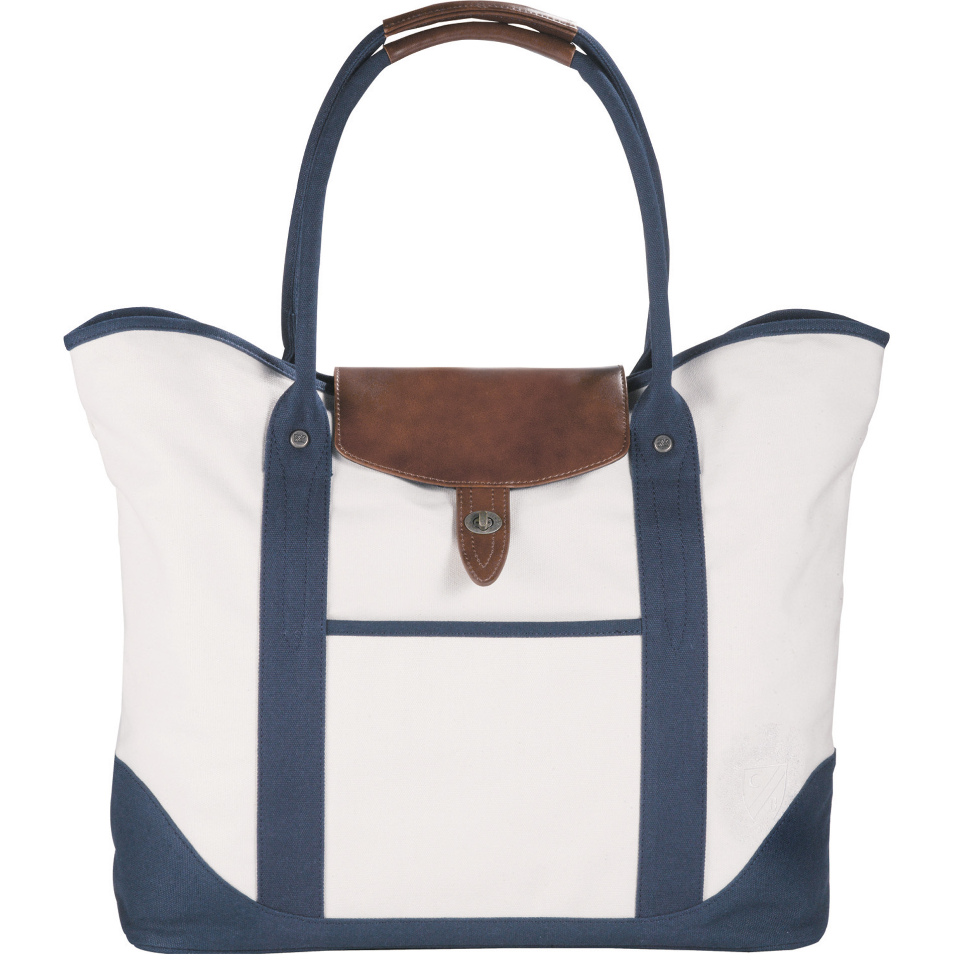 Cutter & Buck 9840-04 - Legacy Cotton Canvas Boat Tote