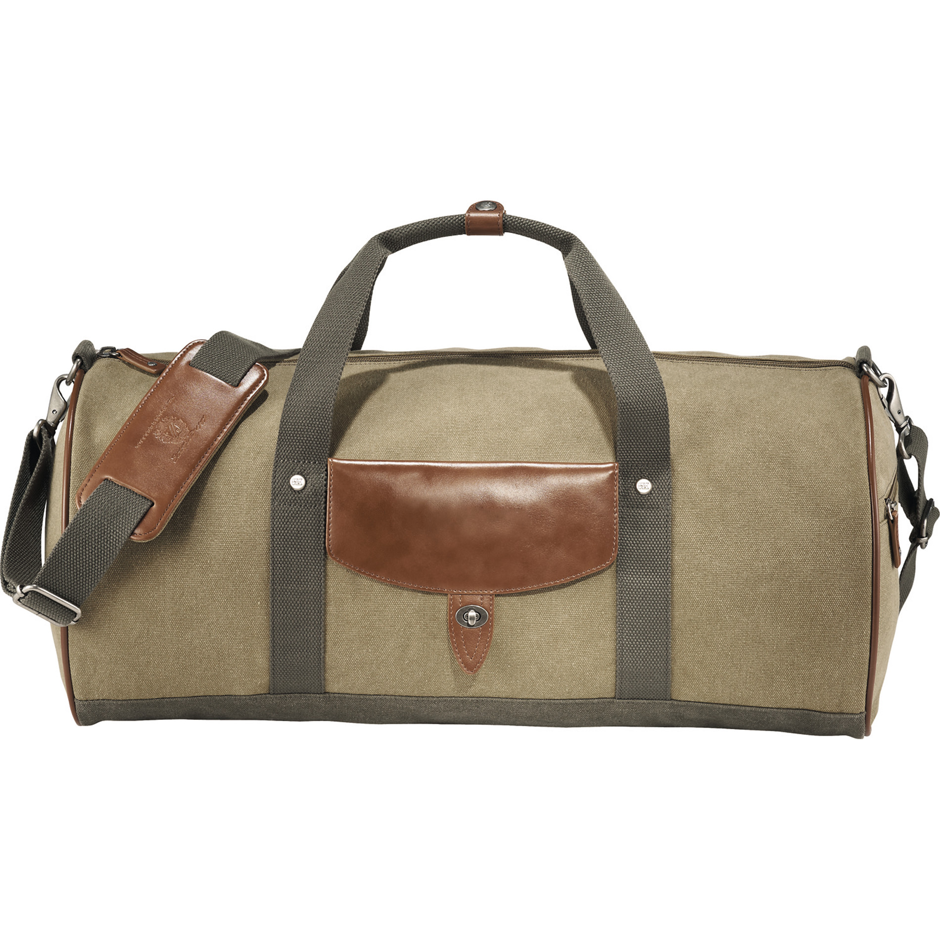"Cutter & Buck 9840-85 - Legacy 22"" Cotton Roll Duffel Bag"