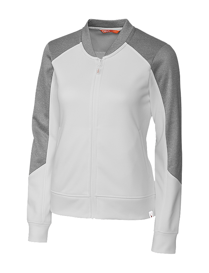 CUTTER & BUCK LBK00023 - Ladies Pop Fly Full Zip