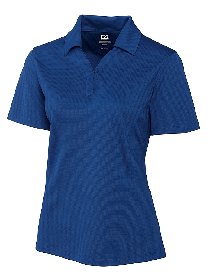 CUTTER & BUCK LCK02289 - Ladies' CB DryTec Genre Polo
