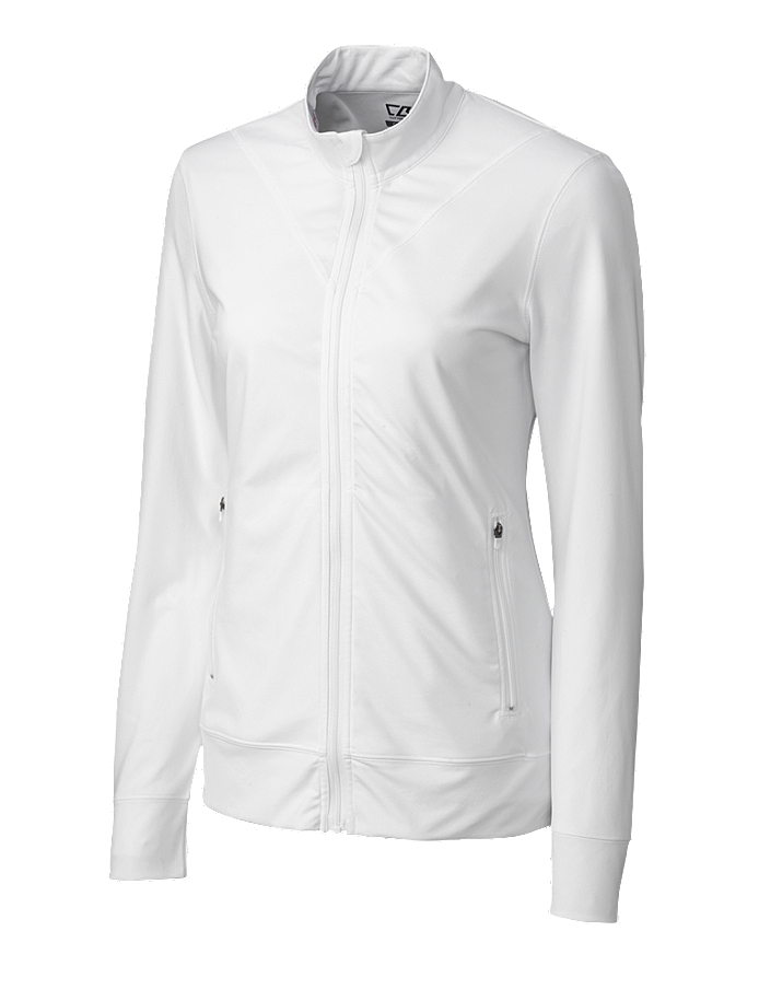 CUTTER & BUCK LCK02458 - Ladies' CB DryTec Bold Full Zip
