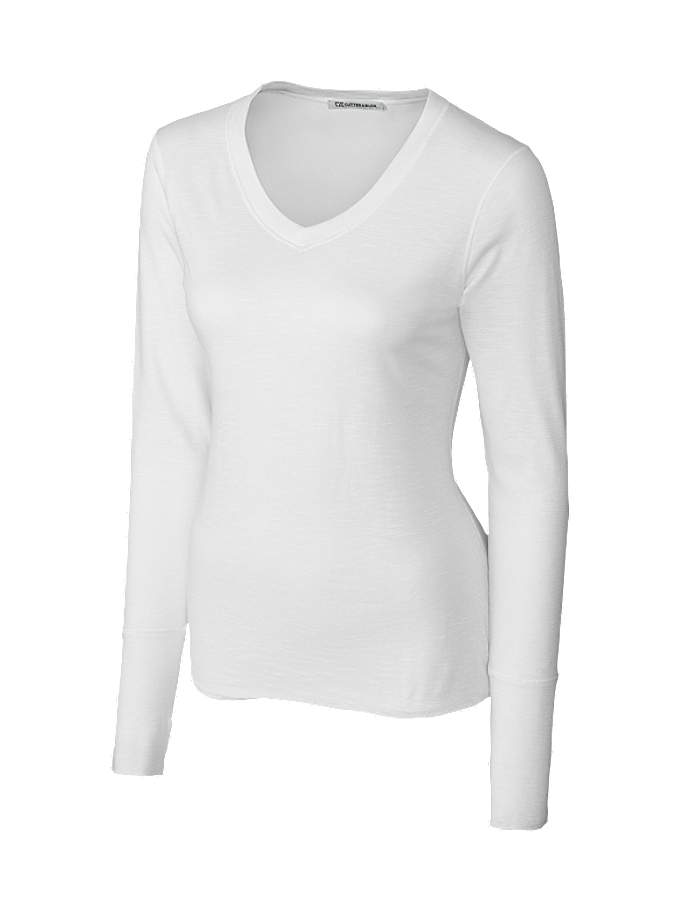 CUTTER & BUCK LCK02469 - Ladies' L/S Reversible Formation ...