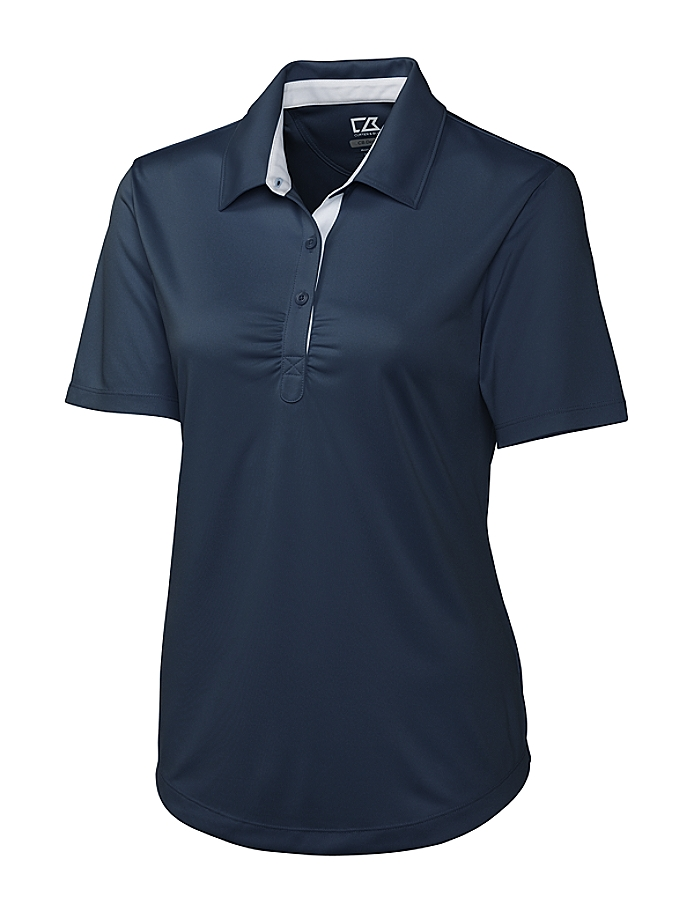 CUTTER & BUCK LCK02499 - Ladies' CB DryTec Alder Polo